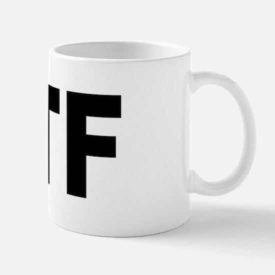 ATF Alcohol Tobacco & Firearms Mug