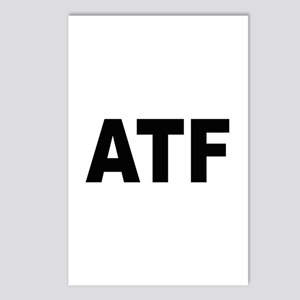 ATF Alcohol Tobacco & Firearms Postcards (Package