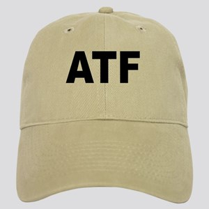 ATF Alcohol Tobacco & Firearms Cap