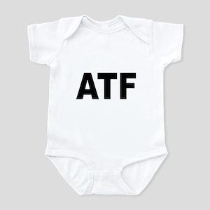 ATF Alcohol Tobacco & Firearms Infant Bodysuit