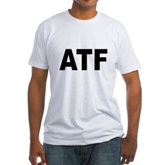 ATF Alcohol Tobacco & Firearms (Front) Shirt