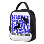 Hunt Fish Neoprene Lunch Bag