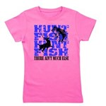 Hunt Fish Girl's Tee