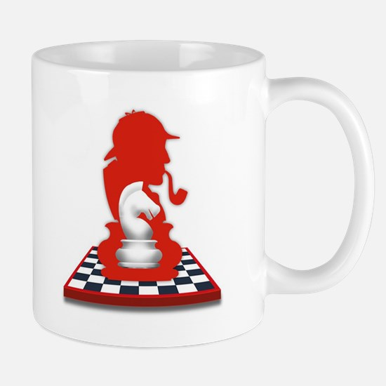 White Knight/Black Knight Mug