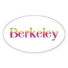 Berkeley Oval Sticker