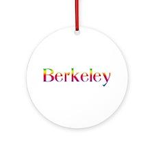 Berkeley Ornament (Round)