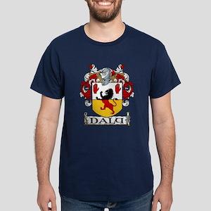 Daly Coat of Arms Dark T-Shirt