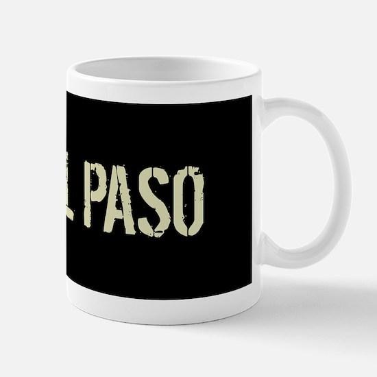 Black Flag: El Paso Mug