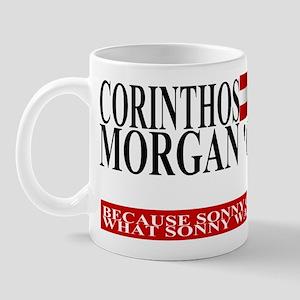 Sonny Corinthos for President Mug