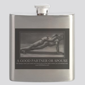 A good partner or spouse Flask