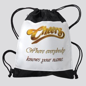 Cheers, Where everybody knows your name Drawstring