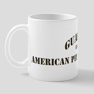 American Pit Bull Terrier: Gu Mug