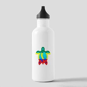 Rasta Honu Water Bottle