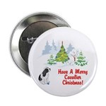 CKCS Christmas Button