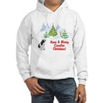 CKCS Christmas Hooded Sweatshirt