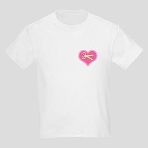 Scrap Girl Kids Light T-Shirt