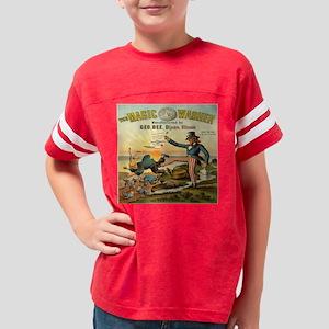 Magic Washer (B) Youth Football Shirt