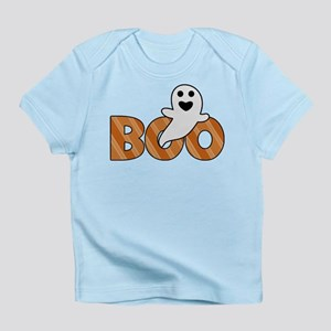 BOO Spooky Halloween Casper Infant T-Shirt