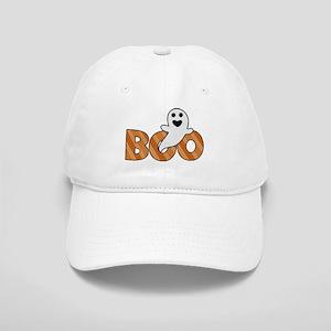 BOO Spooky Halloween Casper Cap