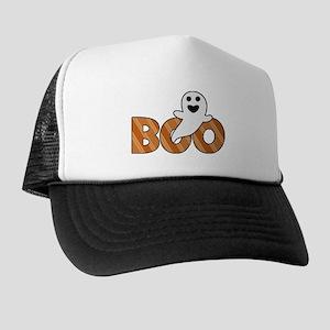 BOO Spooky Halloween Casper Hat