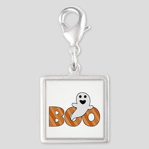 BOO Spooky Halloween Casper Charms