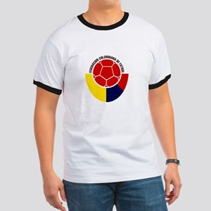 Organic Cotton Colombian Soccer Tee T-Shirt