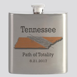 solar eclipse tennessee Flask