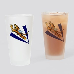 The Flying Tigers Drinking Glass