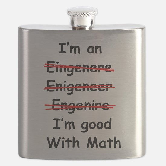 Im good with math Flask