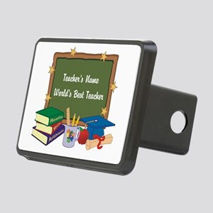 Personalized Teacher Hitch Cover