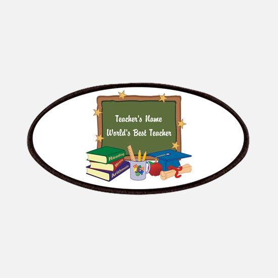 Personalized Teacher Patches