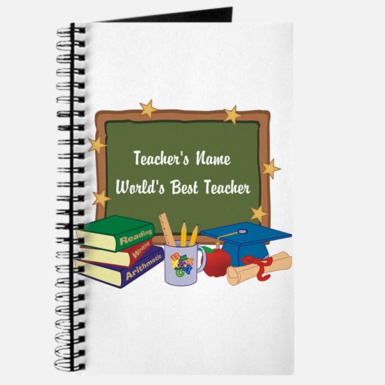 Personalized Teacher Journal