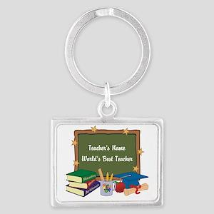 Personalized Teacher Keychains