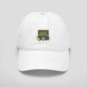 Personalized Teacher Baseball Cap d4353e099e7d
