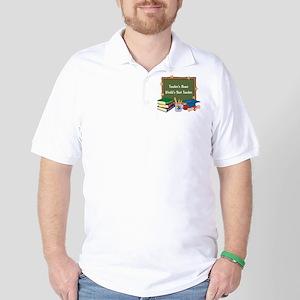 Personalized Teacher Golf Shirt