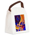 Sensual Canvas Lunch Bag