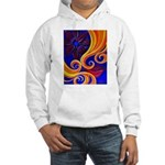Sensual Hooded Sweatshirt