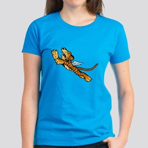The Flying Tigers Women's Dark T-Shirt