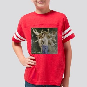 INVADING PAGE Youth Football Shirt