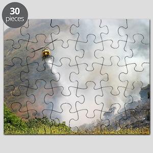 Barnett Fire  Puzzle