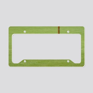 Golf Pin License Plate Holder
