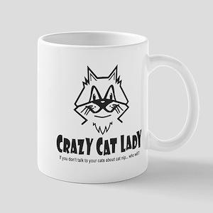 Crazy Cat Lady Mugs
