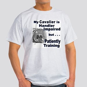 Cavalier Agility Ash Grey T-Shirt