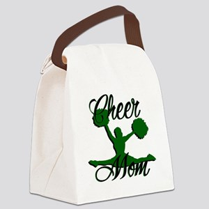 cheer mom 2 Canvas Lunch Bag