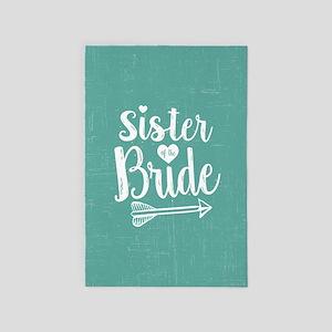 Sister of Bride 4' x 6' Rug