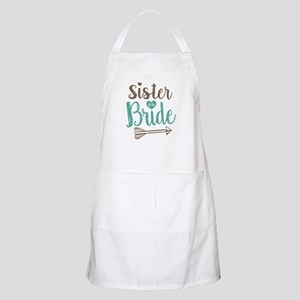 Sister of Bride Light Apron