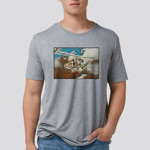 Gyrocopters for Sale Landscape Mens Tri-blend T-Sh
