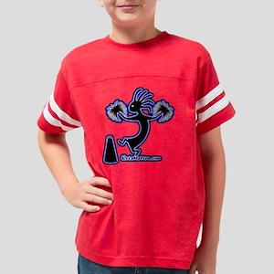 cheerleading 2000X2000 glow o Youth Football Shirt