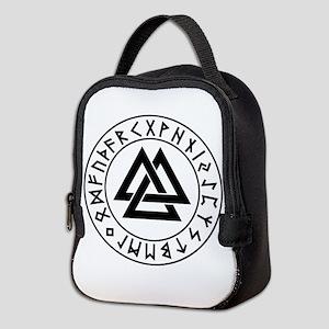 valknut Neoprene Lunch Bag
