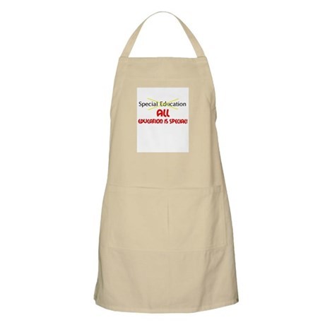 Education is Special BBQ Apron